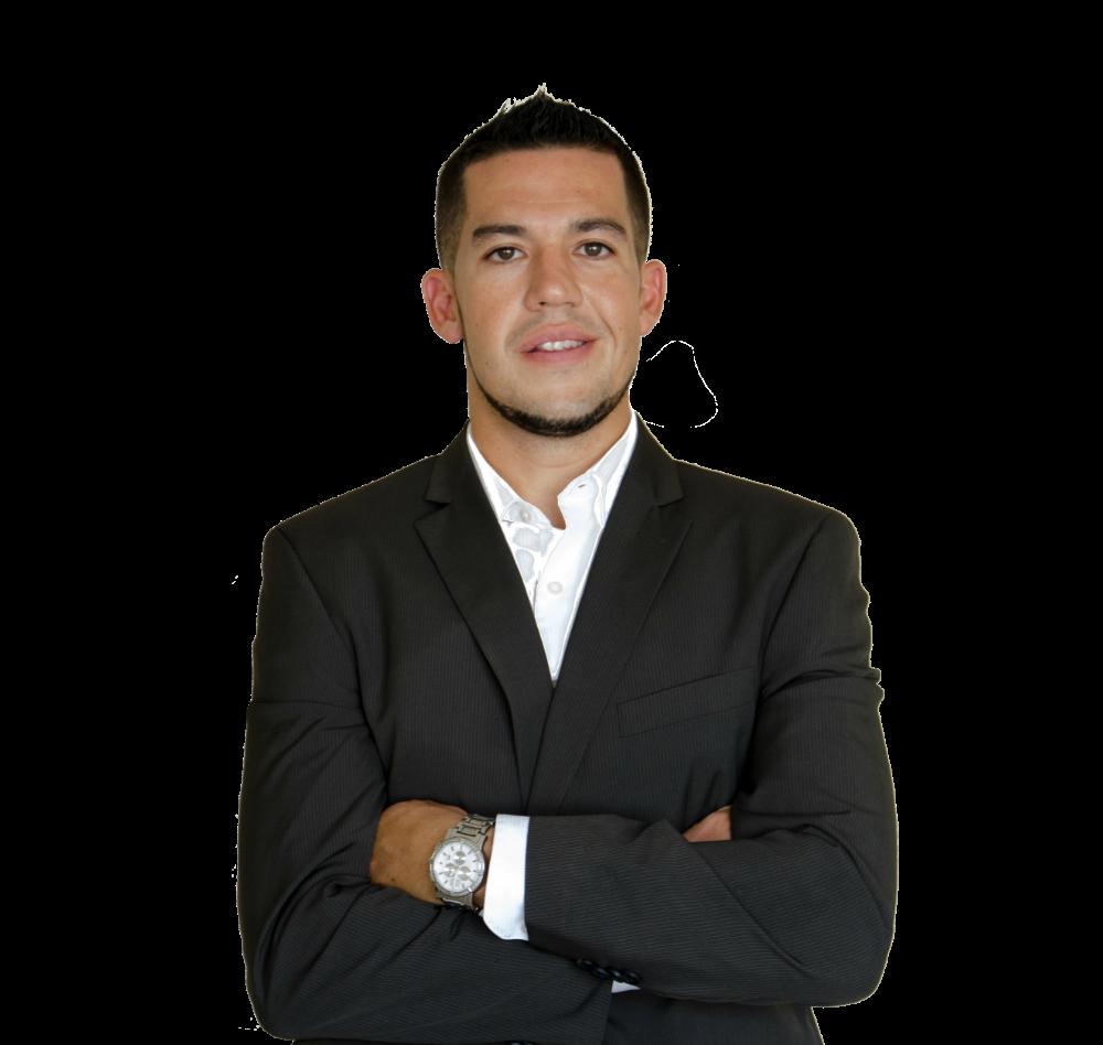 CFO Eric Diaz
