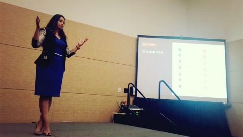 "OYE! CEO Natasha Pongonis Presents at ODSC – ""The Future of Multicultural Marketing"""