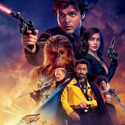 Solo: A Star Wars Story – Online Conversation Analysis