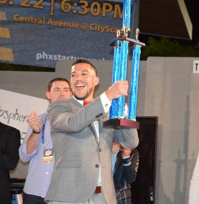 OYE! Business Intelligence Wins $50K Street Pitch Competition in Phoenix