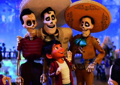 Pixar's Coco Online Hispanic Conversation Analysis