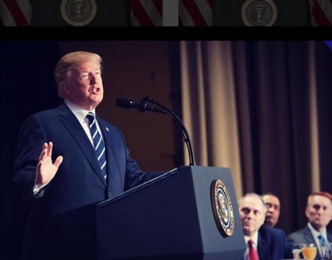 Trump and Gun Control: Major Topics among Hispanic Influencers