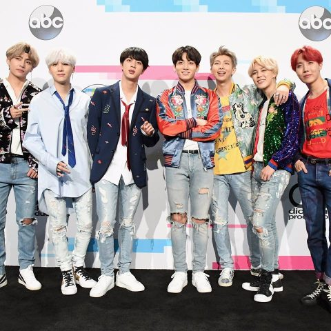 K-Pop Boy Band BTS Makes a Splash with US Multicultural Audience