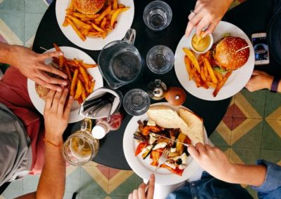 Dine-In Restaurant Preferences – Multicultural Analysis