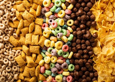 Cereal Brand Preferences | Multicultural Analysis