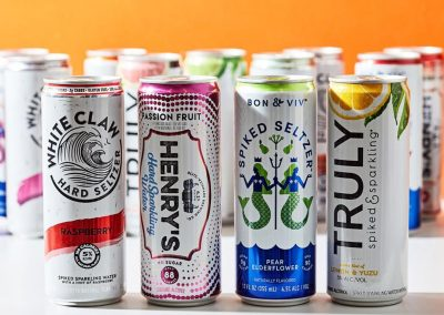 Hard Seltzer Brand Preferences – Multicultural Analysis 2019