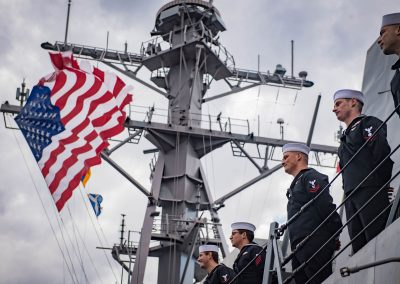 What are people saying about the U.S. Navy? | Multicultural Analysis