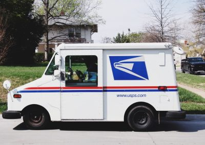 Diverse Discussions of Popular U.S. Postal Services