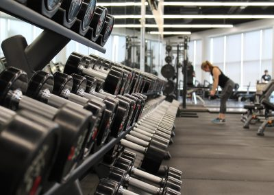 Going to the Gym – Multicultural Analysis