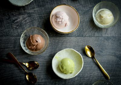 Latest Scoop of Diverse Audience Opinions on Retail Ice Cream Brands